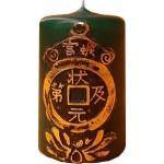 Feng shui gyertya szerencsepénzzel 1630
