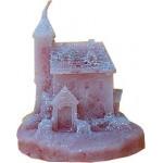 Templom alakú gyertya 2208